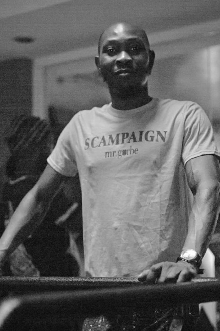 In conversation with Seun Kuti
